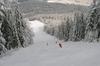 В курорта Банско снежната покривка е 105 см