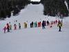 Първенство по алпийски ски за деца на Боровец