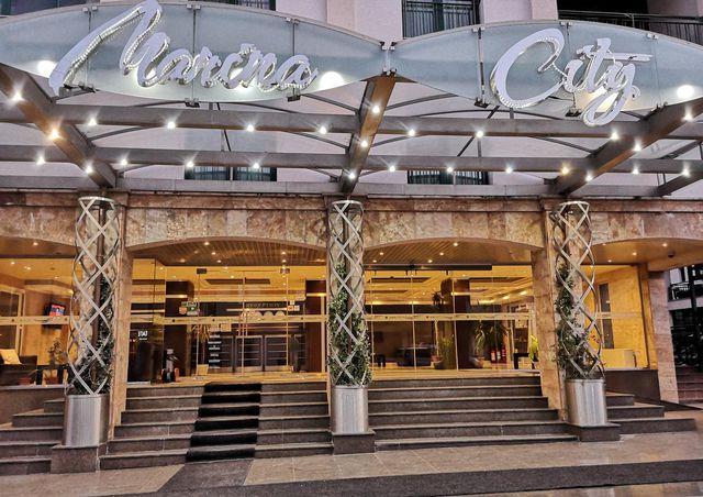 Марина Сити Хотел