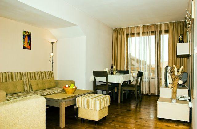 Апартаментен Хотел Ийгълс Нест - Триспален апартамент