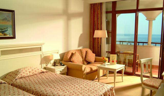 Хотел Хелена Сандс - Двойна стая, изглед към морето (единично настаняване)