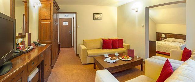Хотел Ястребец  - Малък апартамент