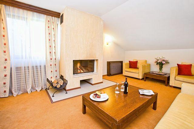 Хотел Ястребец  - Голям апартамент