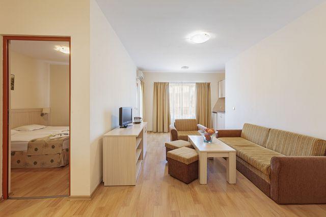 Хотел Серена Резиденс - one bedroom apartment standard plus