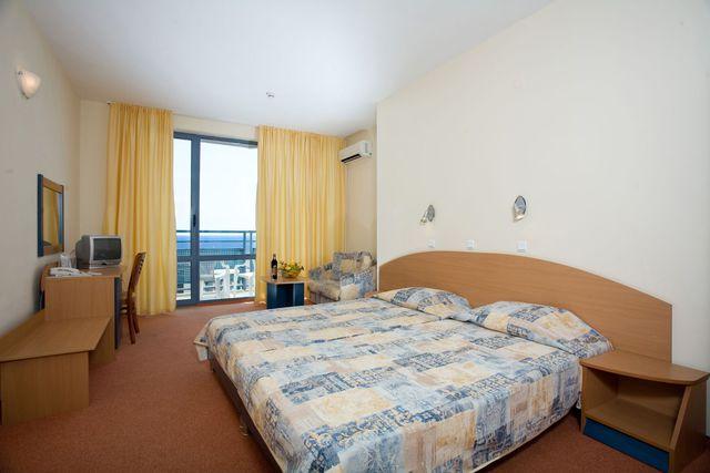 Роял хотел - Двойна стая, изглед на море