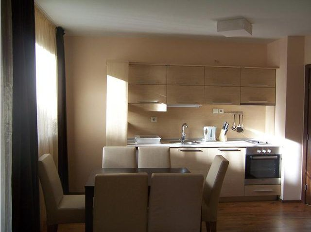 Апартаментен хотел Каса Карина - едноспален апартамент