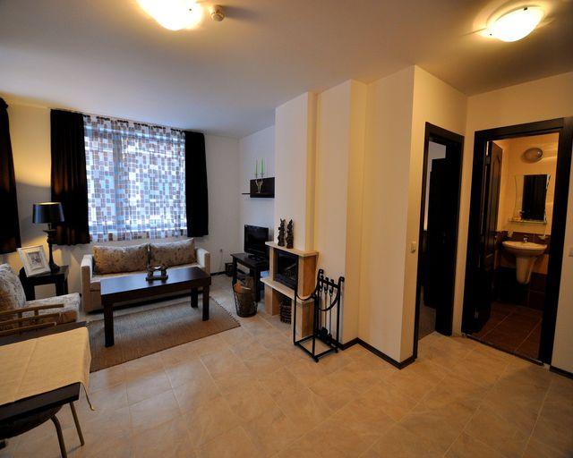 Мария Антоанета Резиденс - апартамент с 1 спалня