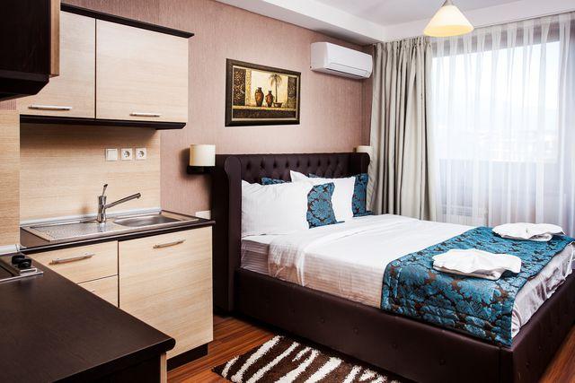Регнум Банско Апарт Хотел и СПА - Малък апартамент