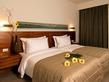 Lucy Hotel Kavala - Стая супериор без балкон с изглед град