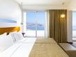 Lucy Hotel Kavala - Джуниър сюит с изглед към морето